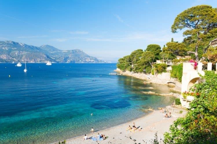 French Riviera Paloma Beach