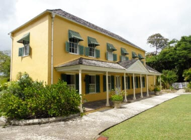 George Washington House Barbados
