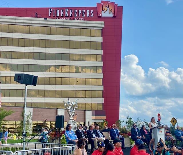 FireKeepers Hotel Michigan