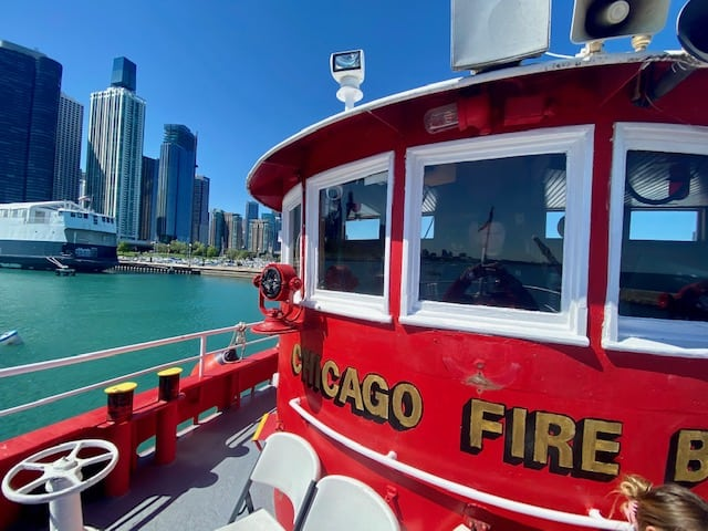 Chicago Fireboat