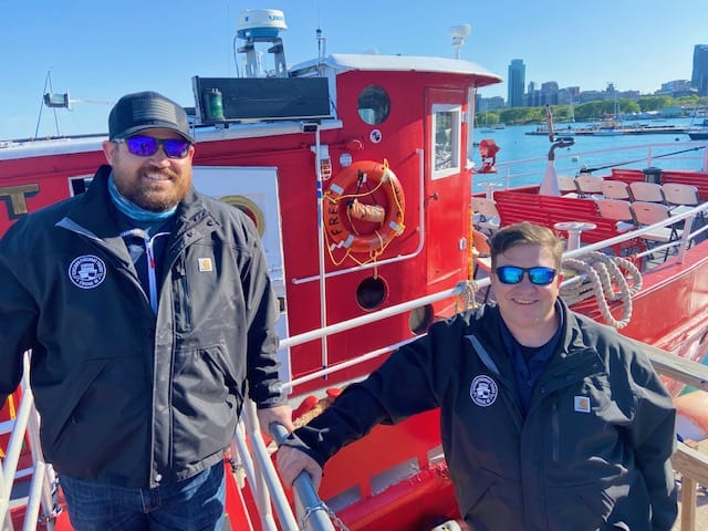 Chicago Fireboat Tours