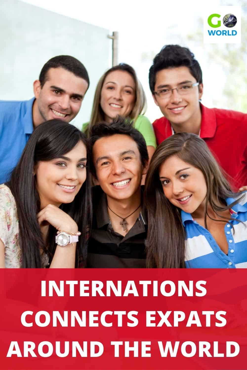 InterNations is a platform that connects expats all around the world. This is the way to meet new friends and learn about your new local area. #Expats #Internationalliving #Livinginternationally