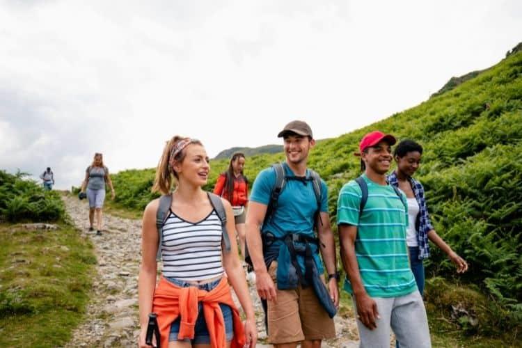 Internations Hike