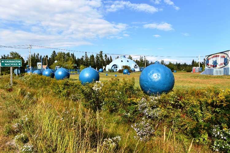 Huge blueberries more than whet the appetite in Columbia Falls, Maine. Lgokapil/Dreamstime