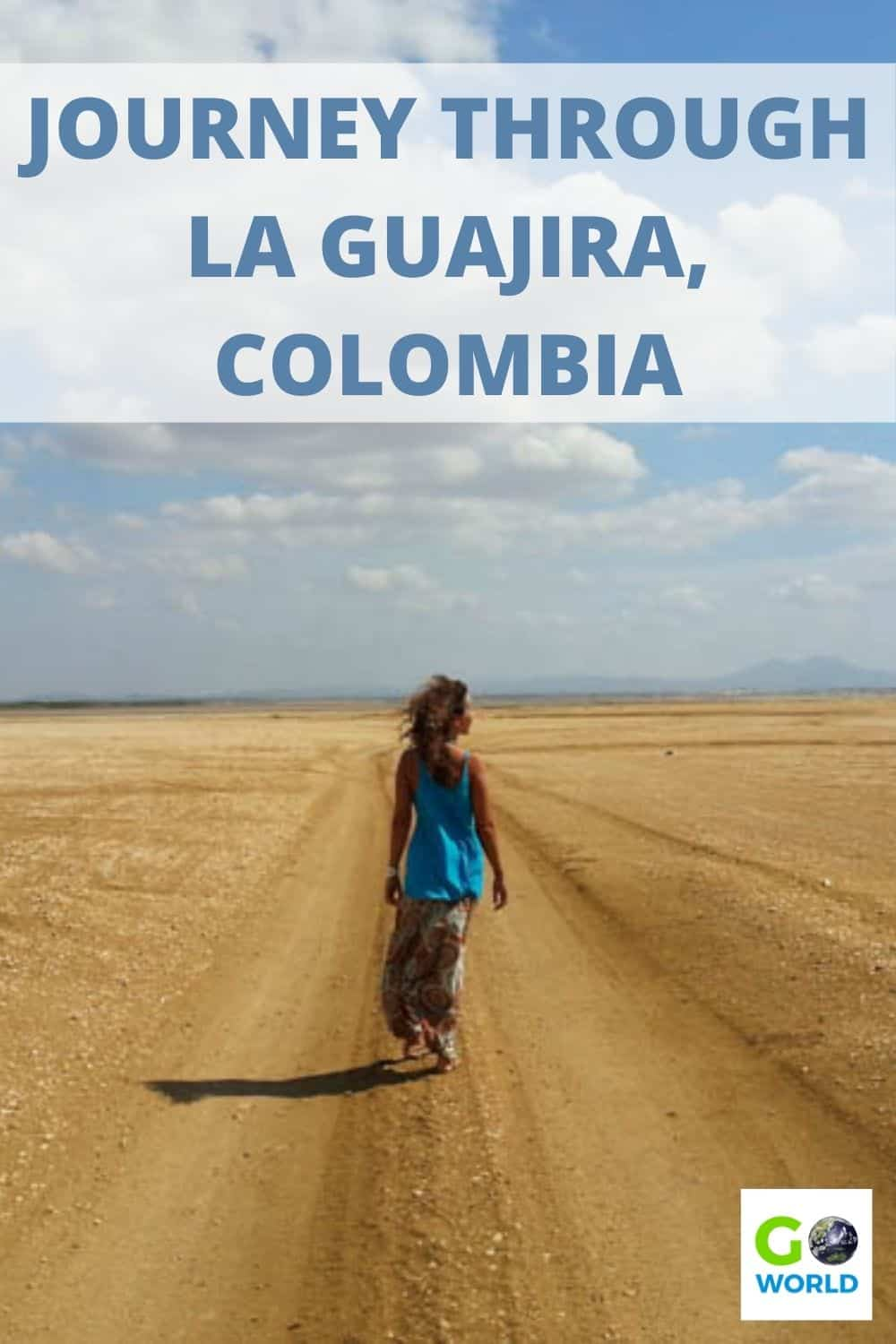 A journey through La Guajira, Colombia is an opportunity to meet the Wayuu people, visit remote villages and see the colorful coastal desert. #SouthAmericaTravel #Colombiatravel