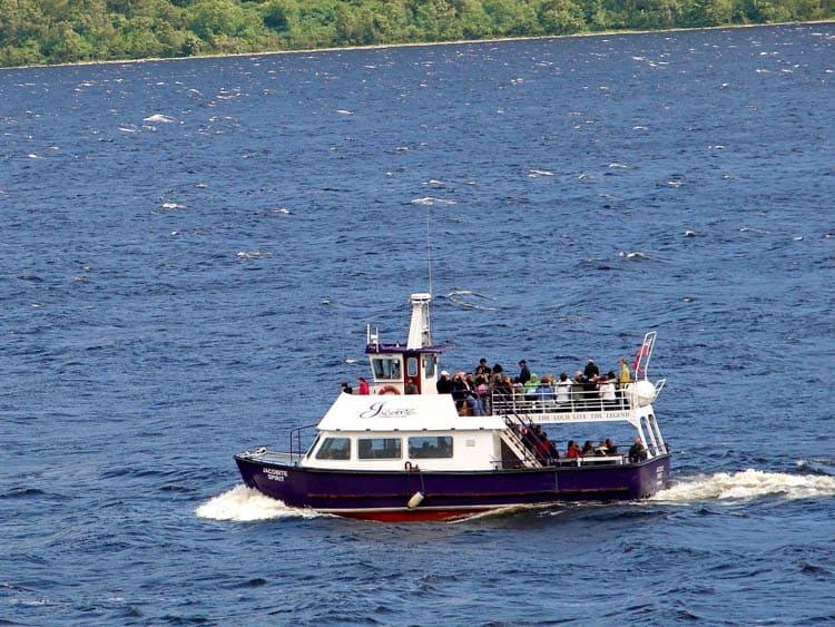 Loch Ness Scotland Cruise