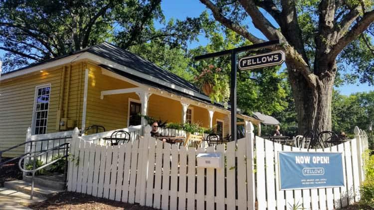 Roswell Georgia Fellows Cafe