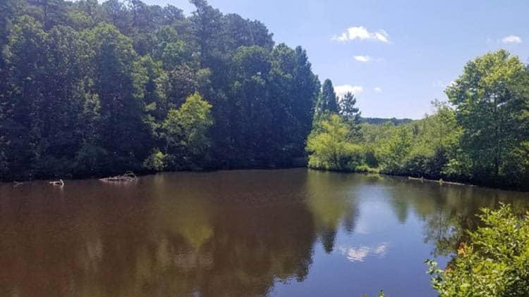 Roswell Georgia Chattahoochee River