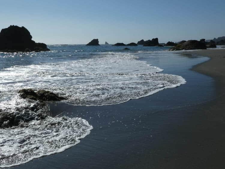 Harris Beach Oregon