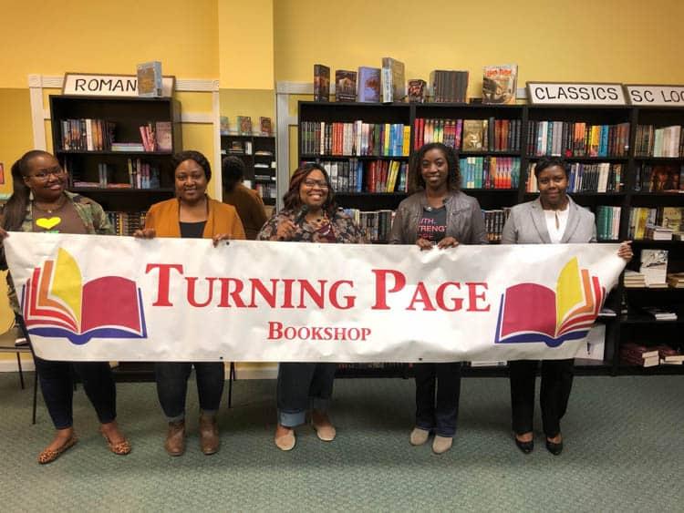 Turning Page Bookshop Charleston