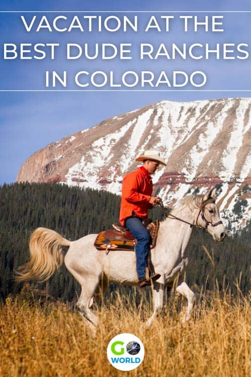During the summer, most dude ranches are all about riding. But these year-round Colorado ranches offer a wide variety of activities that are sure to please the family.