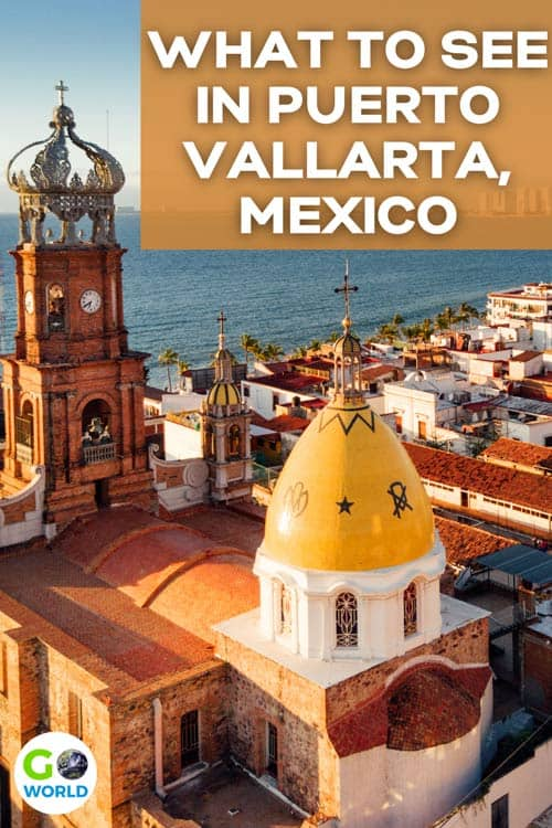 A traveler discovers the unexpected magic of the Malecón, in the heart of Puerto Vallarta, Mexico.