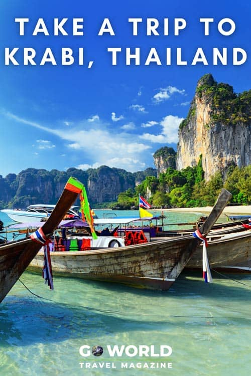 Krabi, Phuket's less crowded cousin, is one of Thailand's most famous beach destinations. Here's how you can make the most of your trip to Krabi, Thailand.