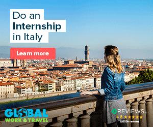 Internship in Italy