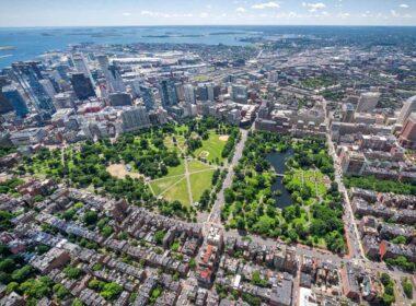 Travel to Boston, Massachusetts