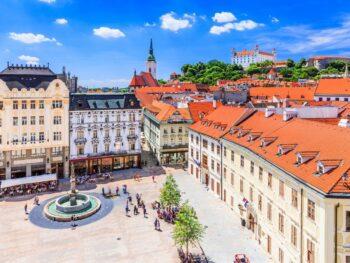 What to do in Bratislava Slovakia