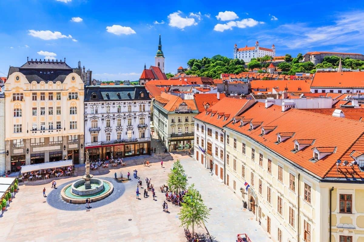 What to Do in Bratislava: A City of Understated Elegance & Charm