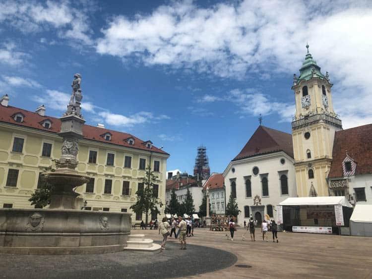 What to do in Bratislava, Slovakia