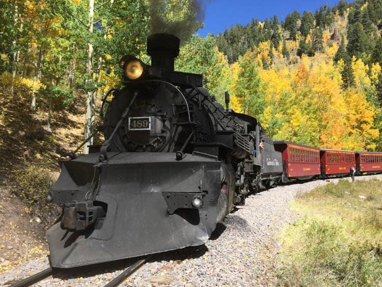 Cumbres & Toltec Scenic Railway
