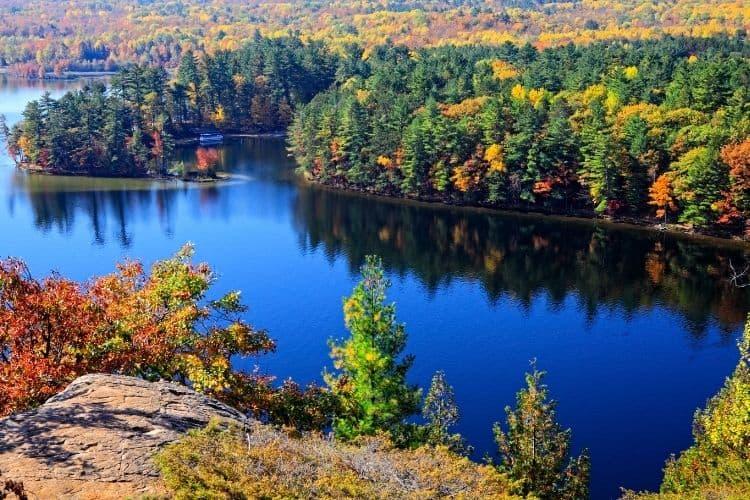 Ontario Bon Echo Provincial Park