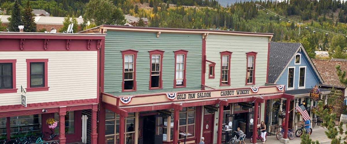 Gold pan saloon in breckenridge, Colorado