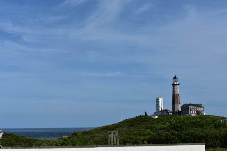 Visiting the Hamptons Montauk Point