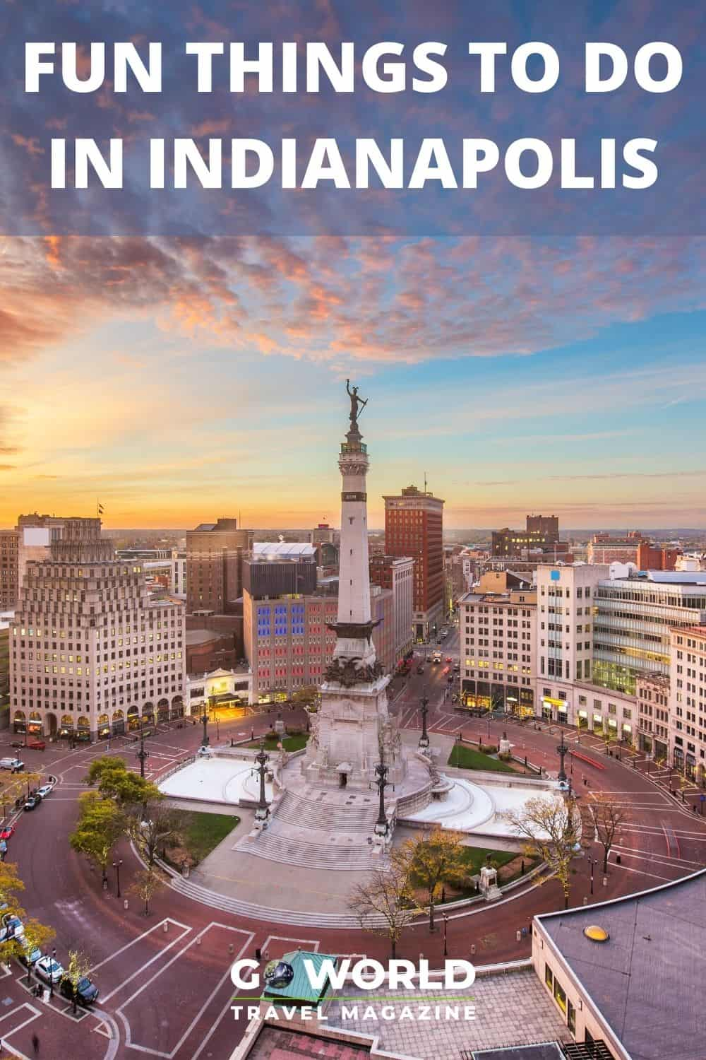 There are more things to do in Indianapolis than the famous Indy 500. Here's a list of cultural activties, performing arts and fun for kids. #Indianapolis #thingstodoinindianapolis