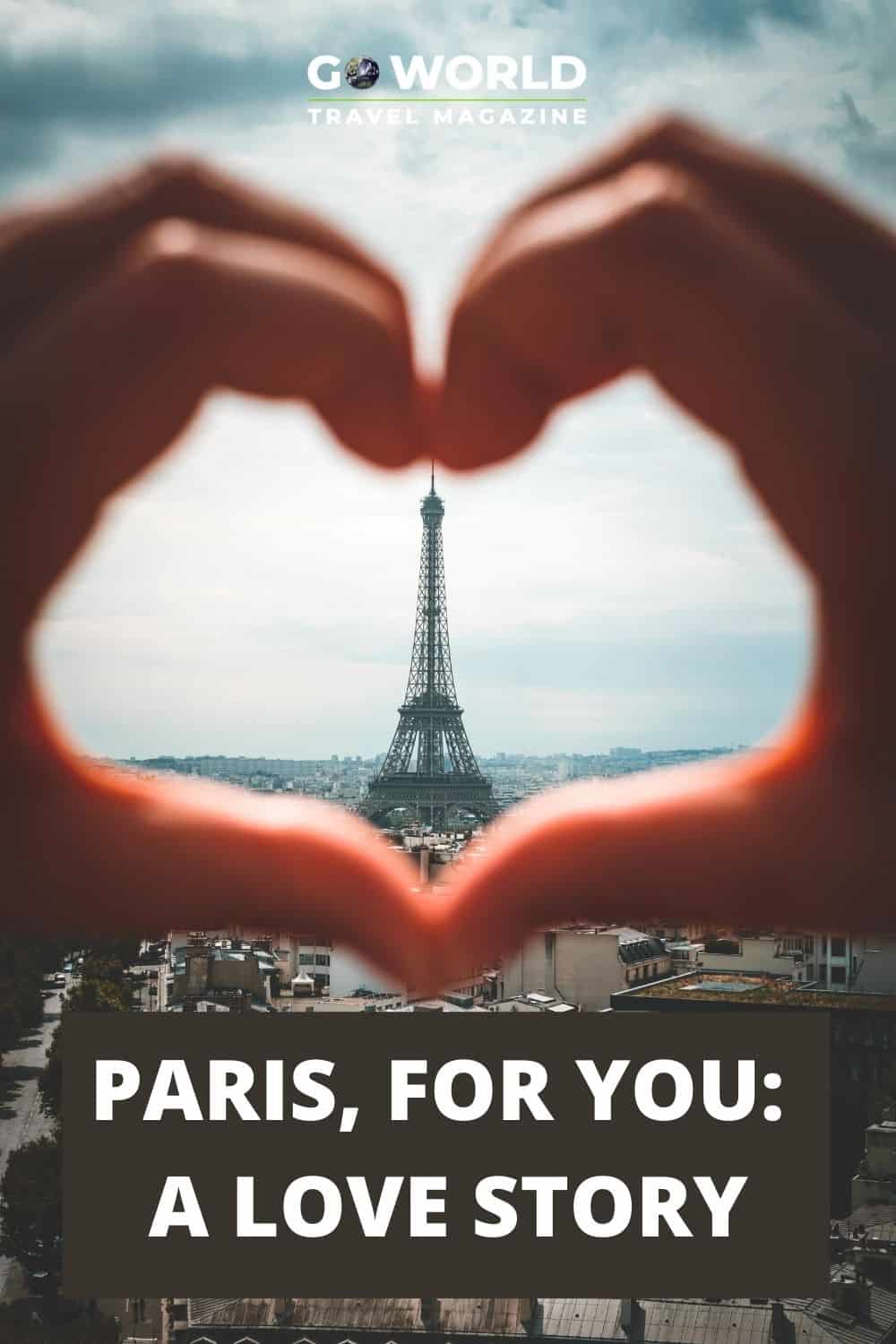 Paris, as seen through the eyes of a reluctant visitor determined not to fall in love. Will he succeed or will he succumb to her charms? #Paris