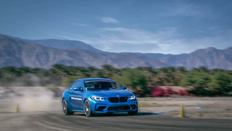 Visit Palm Springs BMW experience