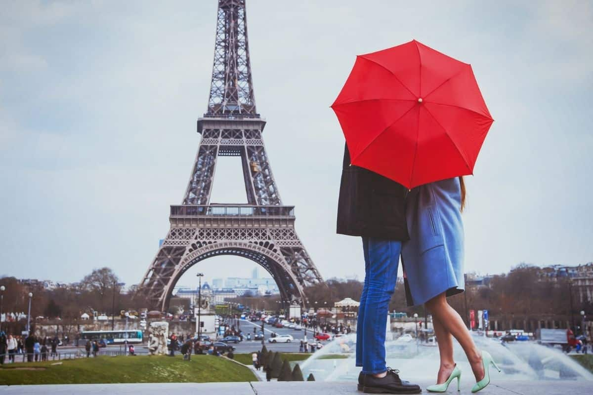 Paris, For You: A Reluctant Love Story