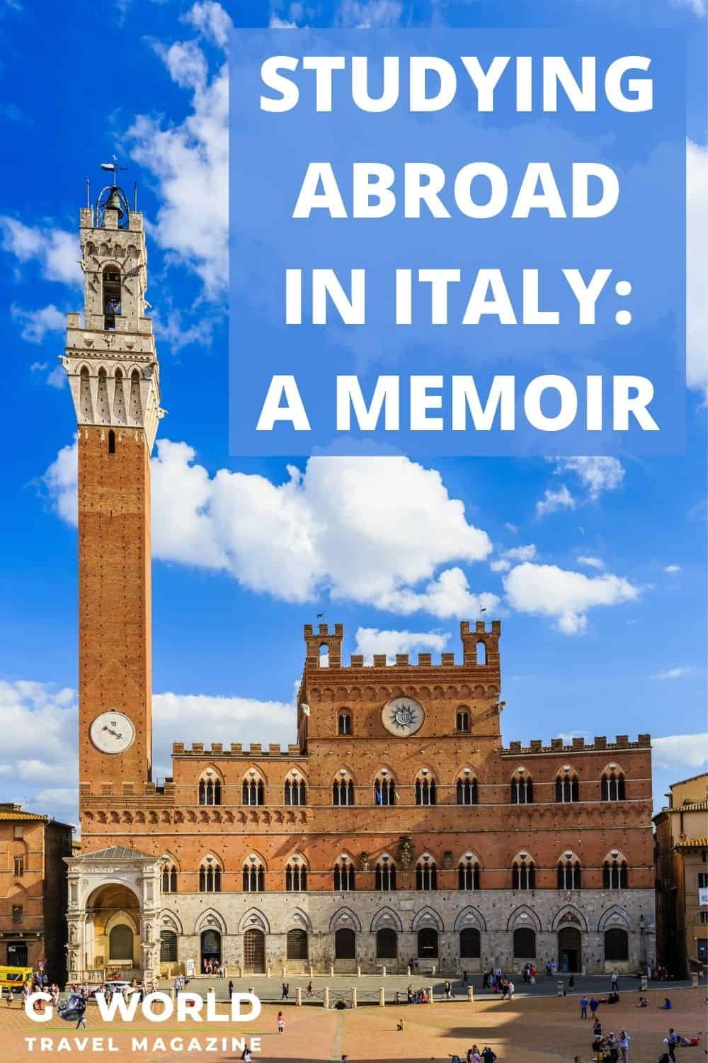 Studying abroad in Italy is a dream of many young people. However, the reality of studying in Siena was not everything this author expected. #sienaitaly #studyabroad #studyabroadinitaly