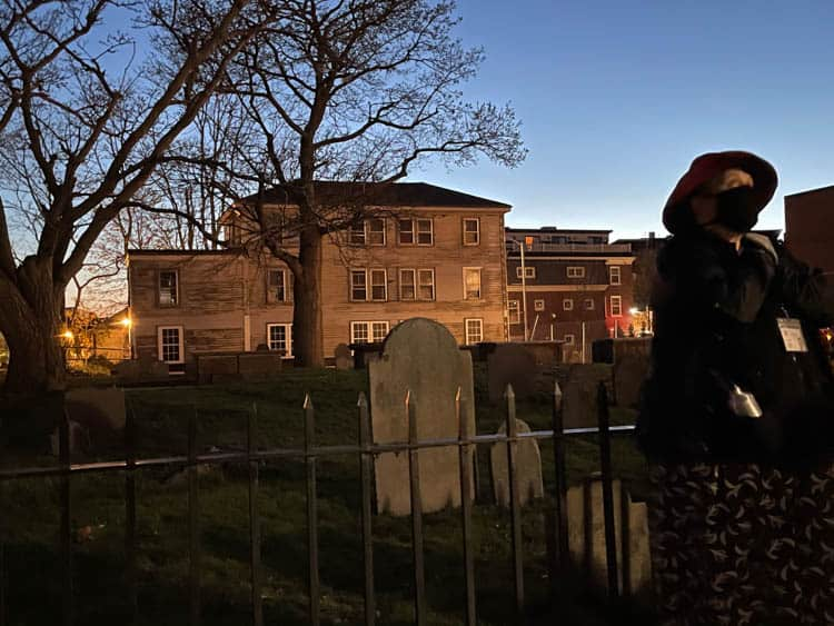 Haunt and History Night Tour