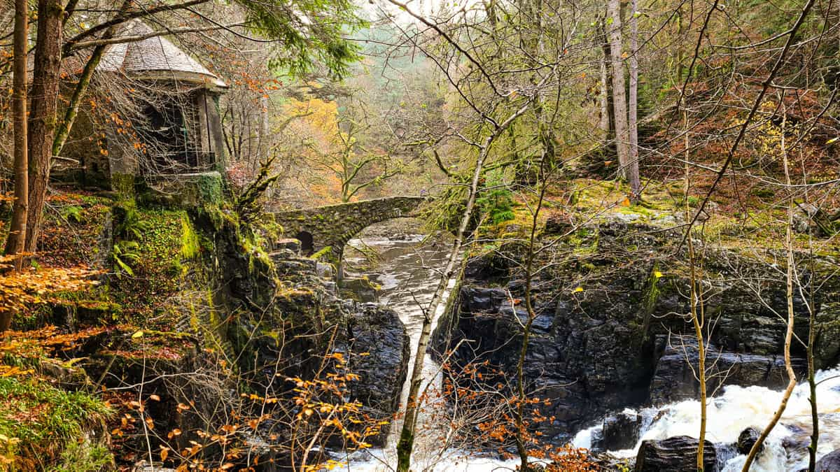 Enjoy Autumn in Scotland With a Journey Through Beautiful Perthshire