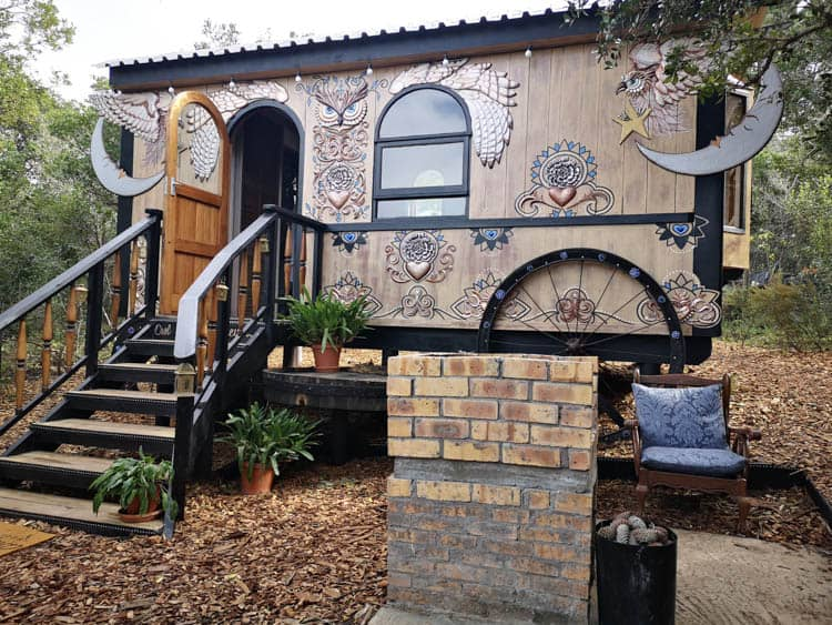 Treedom Accommodation on the Garden Route. Owl
