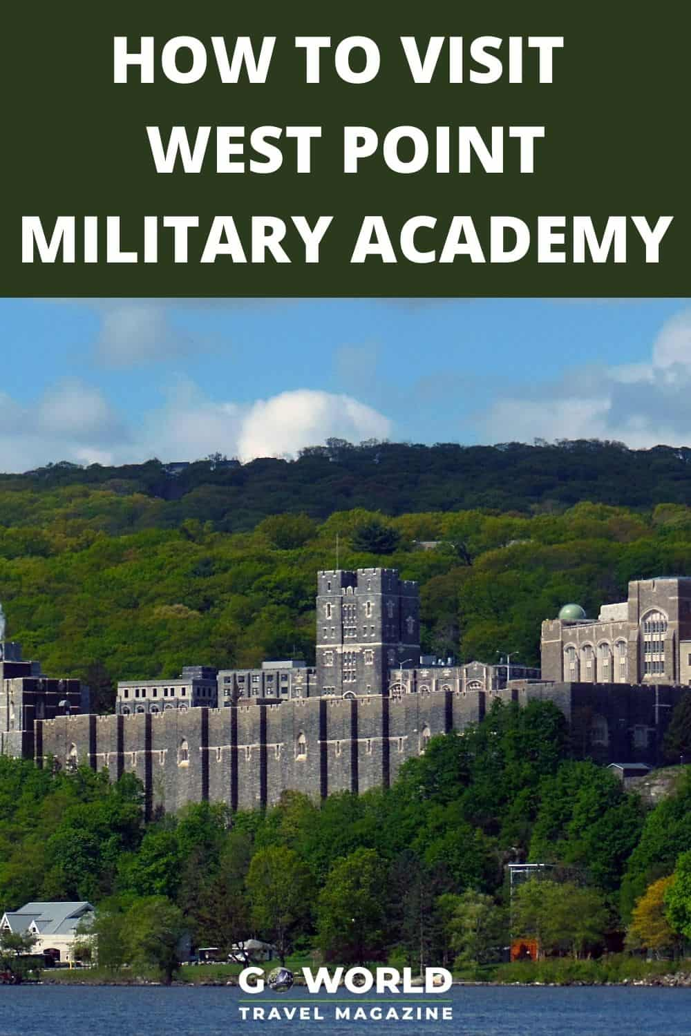 Visiting West Point Military Academy in New York is an interesting experience but there are some things you need to know before going. #Westpoint #militaryacademyny