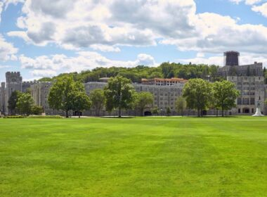 Visiting West Point Military Academy