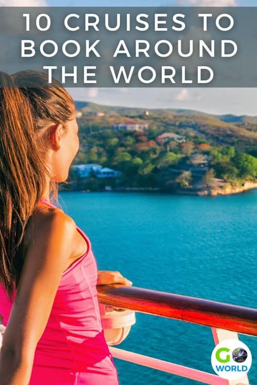 Looking for a unique luxury experience that lets you see the world? Check out these exciting Princess cruise vacations to relax and explore.