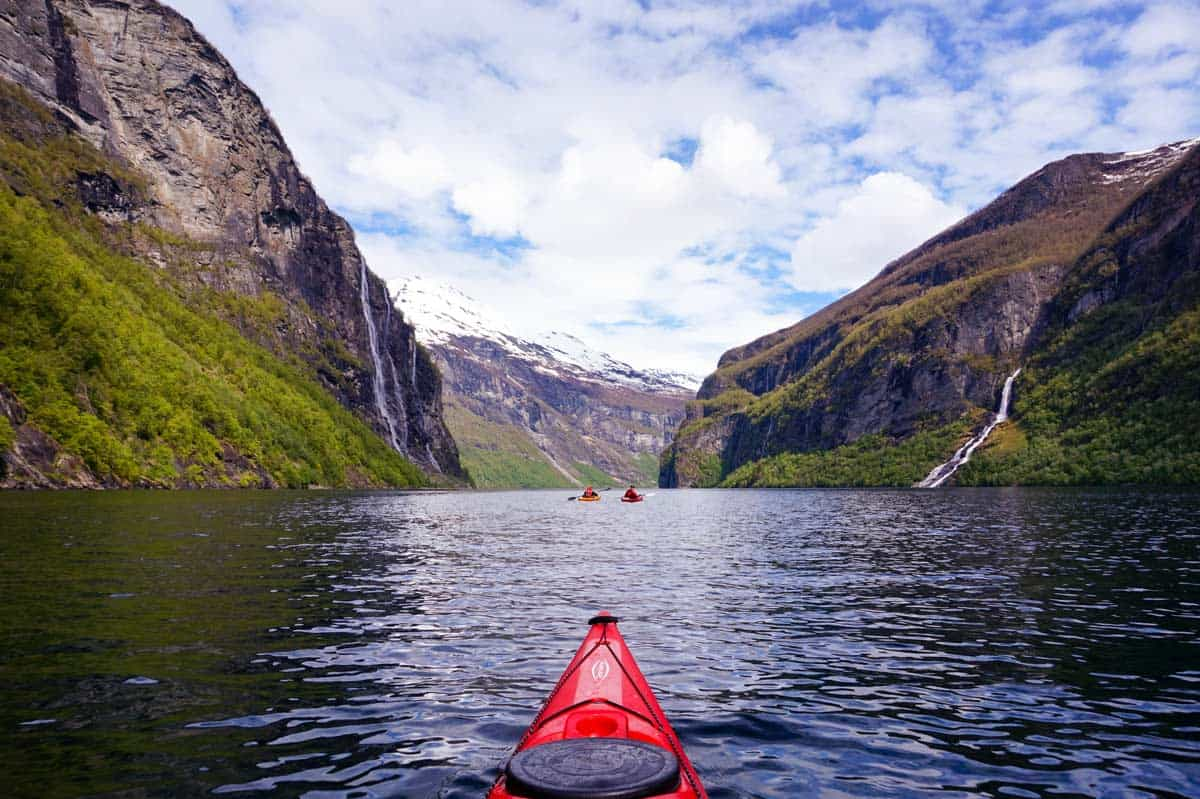 Social Distance in Norway at These 5 UNESCO World Heritage Sites
