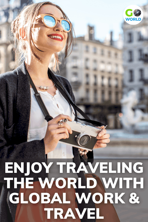 Travel the world and get paid while you immerse yourself in the culture, help the community and taste local flavors. Find your life changing opportunity through Global Work & Travel.