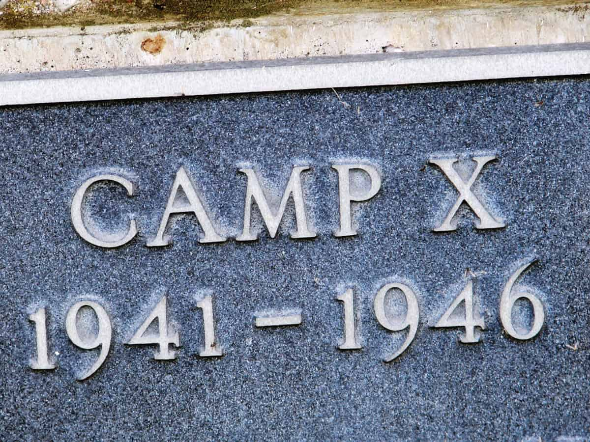 What's the Link Between Winnipeg, James Bond and Camp X, Ontario?