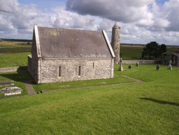 Clonmacnoise Cathedral