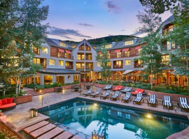 Why You Should Book A Family Vacation at Aspen's Little Nell: It's Epic