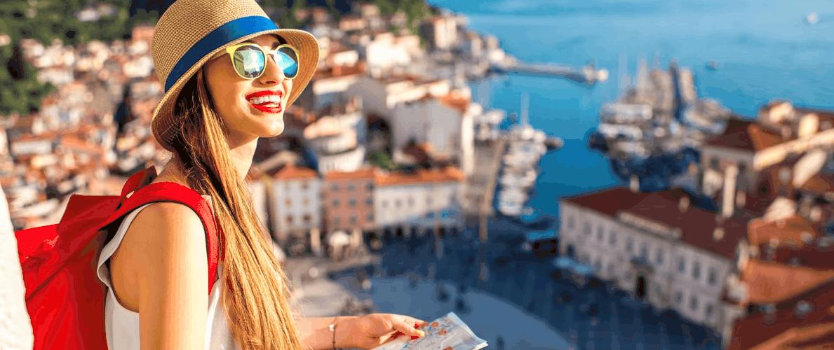Global work and travel around the world